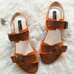 sandale-bicolore