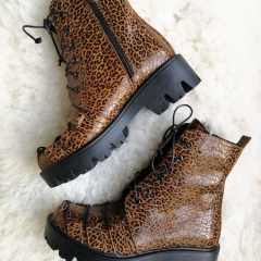 Bocanci-piele-leopard