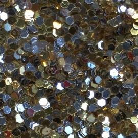 Glitter auriu