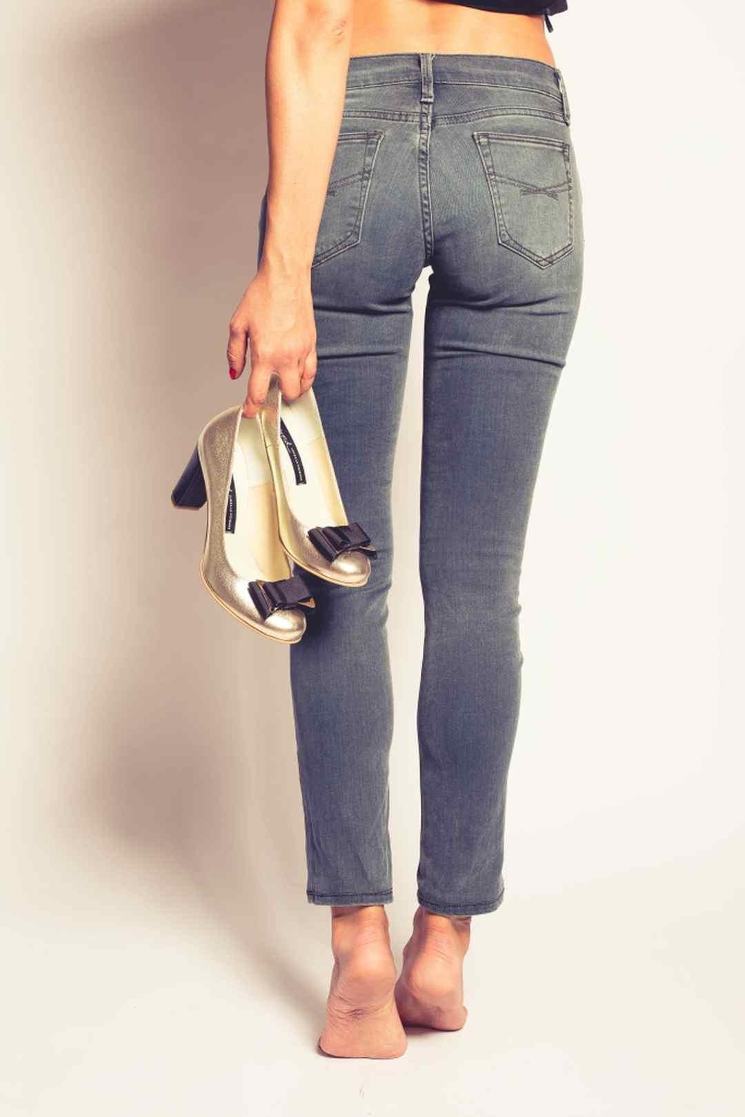 Pantofi clasici cu fundă