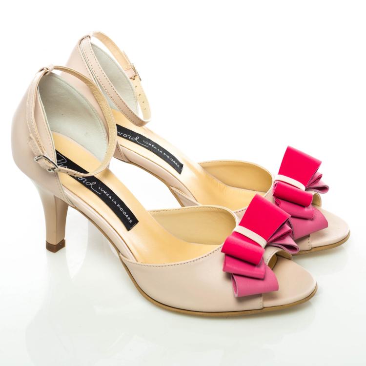Sandale cu toc mic 2