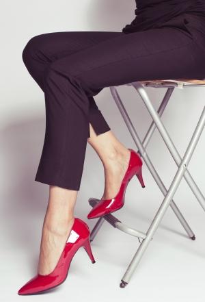 Pantofi stiletto Ema