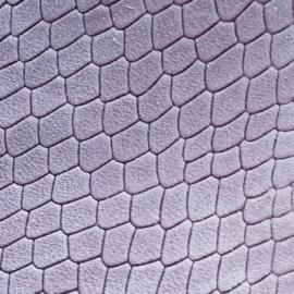 Lila snake print