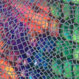 Multicolor mozaic 2