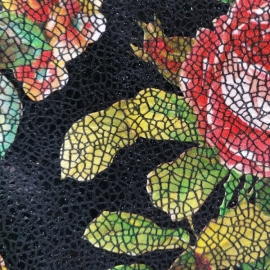 Print trandafir