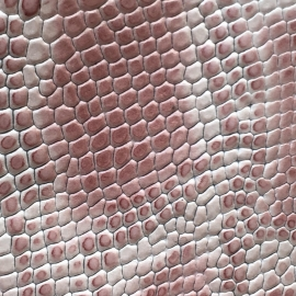 Maro cu bej snake print