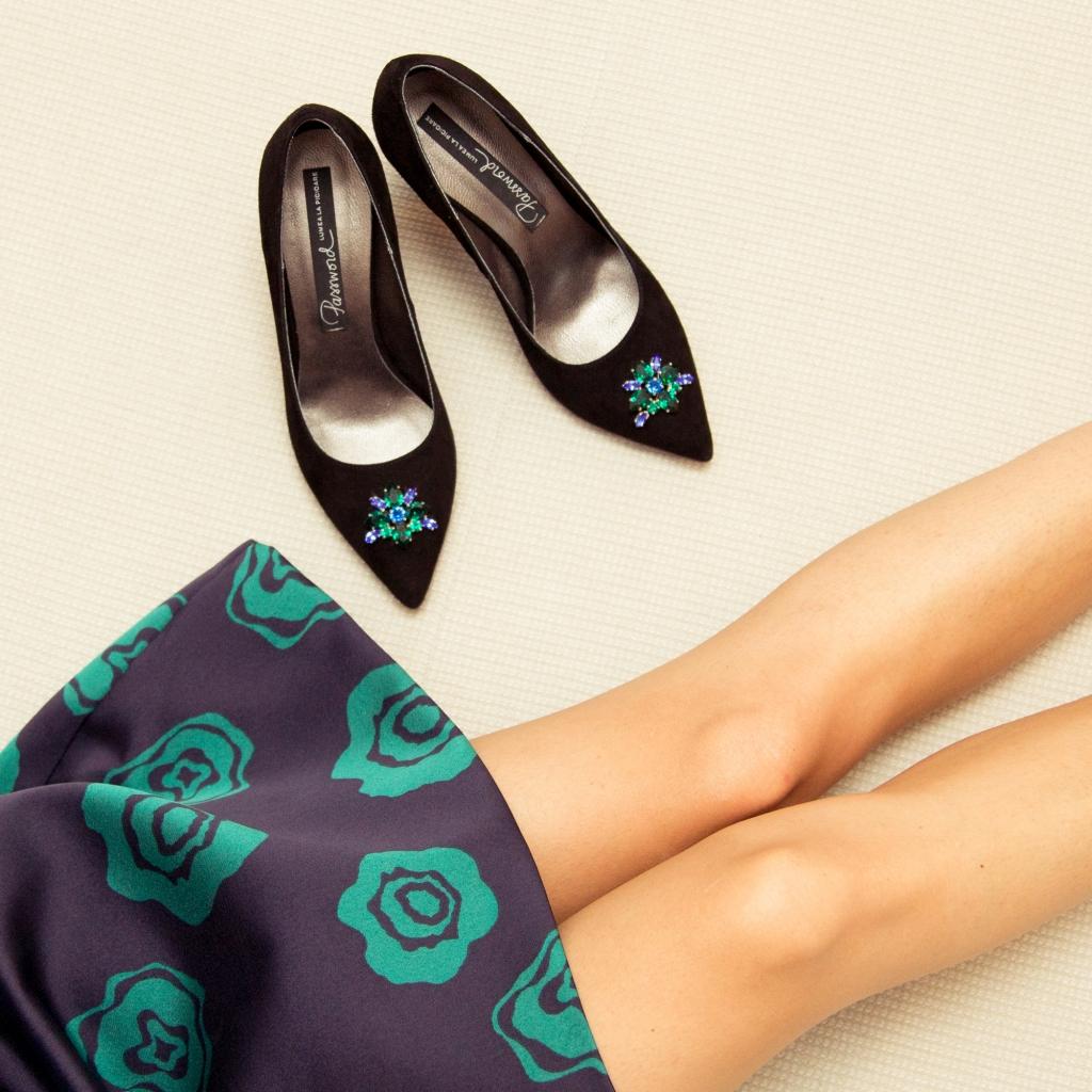 Pantofi cu toc gros 3