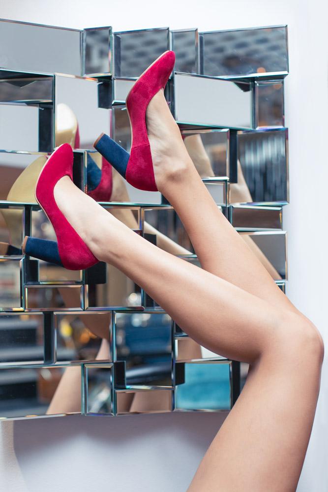 Pantofi cu toc La Dolce Vita