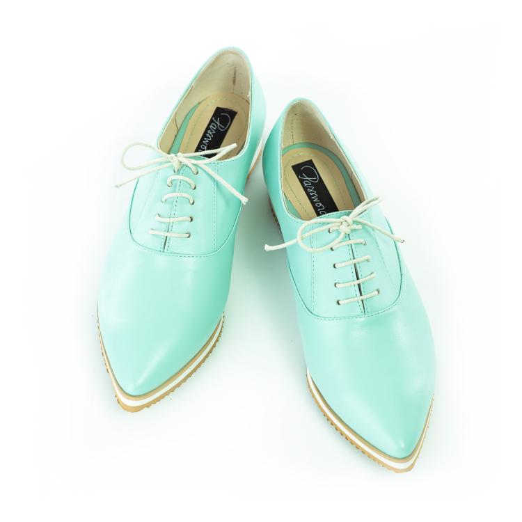 Pantofi derby 4