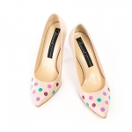 Pantofi cu buline 7