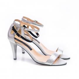 Sandale argintii 5