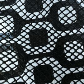Alb negru snake usor lucios