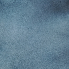 Bleu inchis piele intoarsa