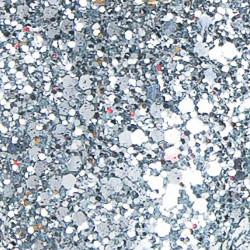 Glitter argintiu