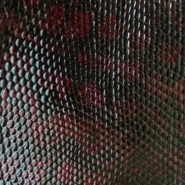 Negru rosu snake lac