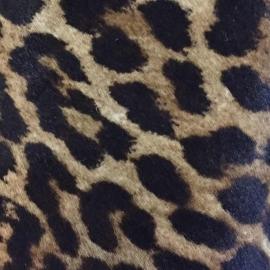 Ponei cu gherute animal print