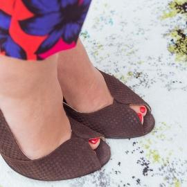 Pantofi peep toe Perfect Picture 5