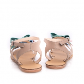 Sandale joase cu fundițe Cravings 4