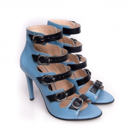 Pantofi cu barete Goddess 4