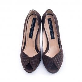 Pantofi peep toe Perfect Picture