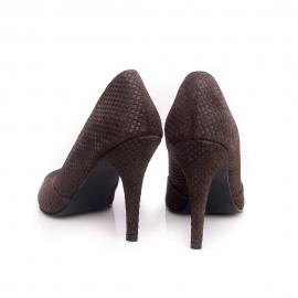 Pantofi peep toe Perfect Picture 4