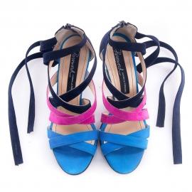 Sandale cu barete încrucișate Life is Now 2