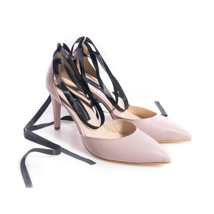 Pantofi roz pal 3