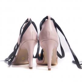 Pantofi roz pal 5
