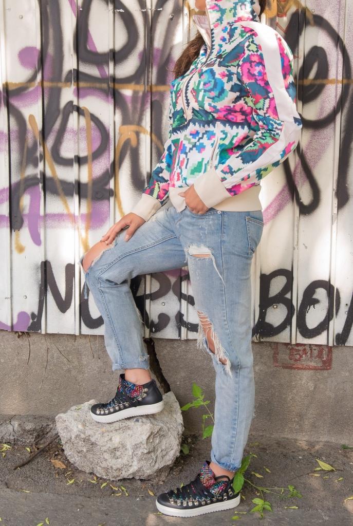 Sneakersi colorati 7