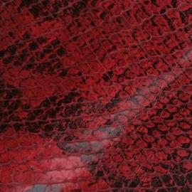 Rosu snake print