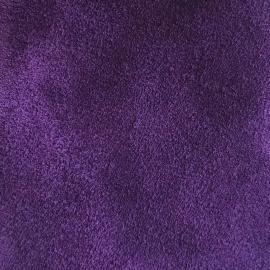 Violet velur