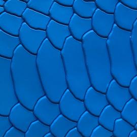 Albastru croco 2