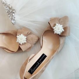 Pantofi nude de mireasa 3