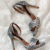 Sandale de mireasa cu platforma 3
